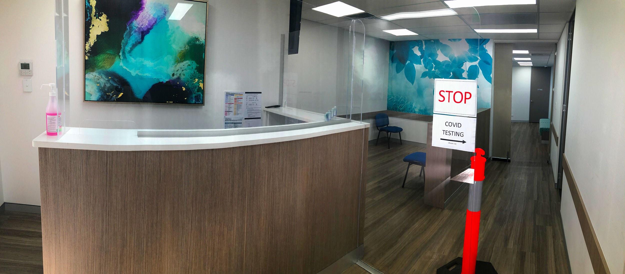 Respiratory Clinic at Beecroft GP