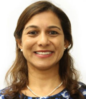 A photo of Dr. Vandana Daya
