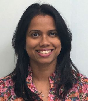 A photo of Dr. Disha Nanayakkara